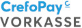 CrefoPay VORKASSE Logo